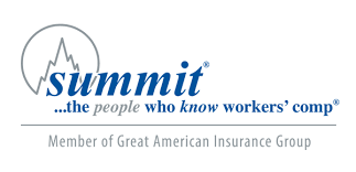 logo, Summit Holding Work Comp